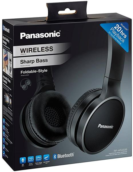 Panasonic RP-HF400BE vásárlás c3d4484f82