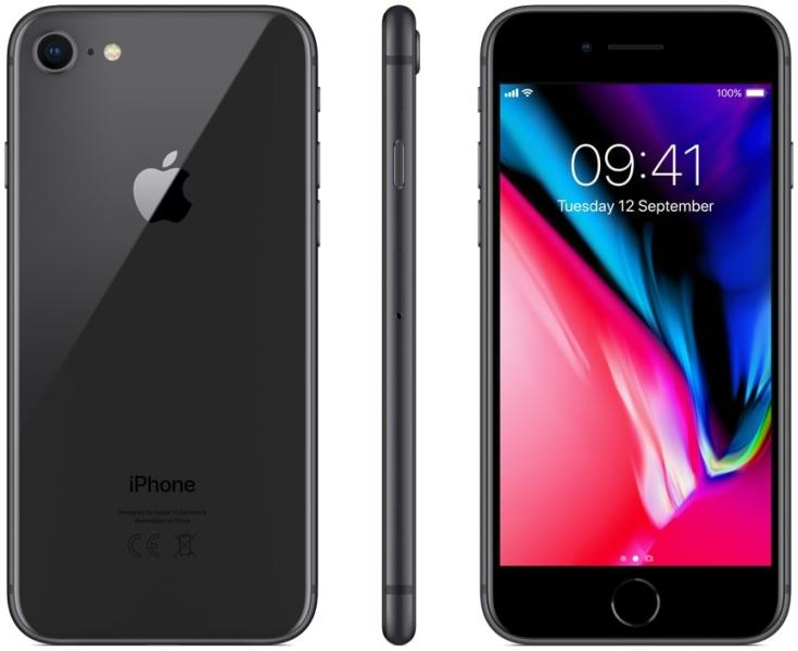 iphone 8 laddare apple