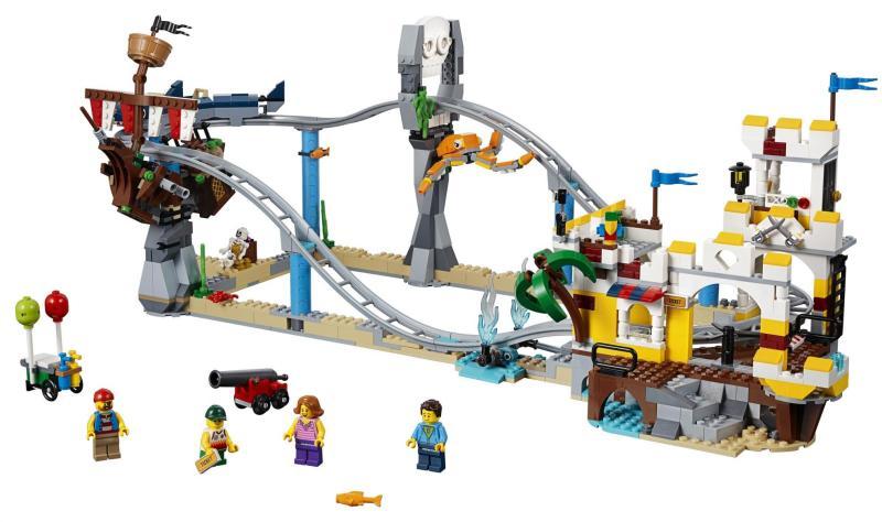 20 690 Ft · KockaÁruház - LEGO áruház LEGO Kalózos hullámvasút 31084  ajánlata 3193eb2649