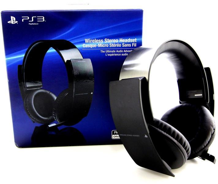 ... Sony PS3 Wireless Stereo Headset 7.1 PS719187295. Képek (2) 117b91a0ba