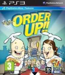 Funbox Media Order Up!! (PS3)