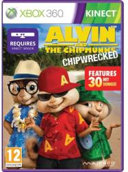 Majesco Alvin and the Chipmunks Chipwrecked (Xbox 360)