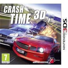 PQube Crash Time 4 (Nintendo 3DS)