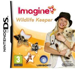 Ubisoft Imagine Wildlife Keeper (Nintendo DS)