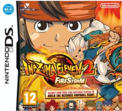 Nintendo Inazuma Eleven 2 Firestorm (NDS)