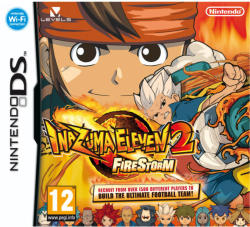 Nintendo Inazuma Eleven 2 Firestorm (Nintendo DS)