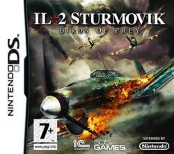 1C Company IL-2 Sturmovik Birds of Prey (Nintendo DS)
