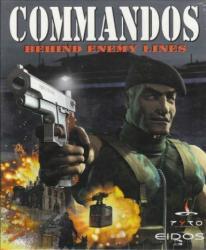Eidos Commandos Behind Enemy Lines (PC)
