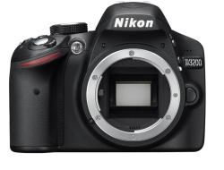 Nikon D3200 Body (VBA330AE)