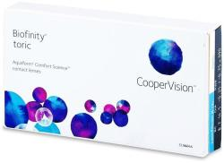 CooperVision Biofinity Toric - 3 Buc - Lunar