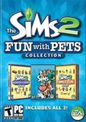 Electronic Arts The Sims 2 Fun with Pets Collection (PC)