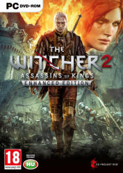 CD PROJEKT The Witcher 2 Assassins of Kings [Enhanced Edition] (PC)