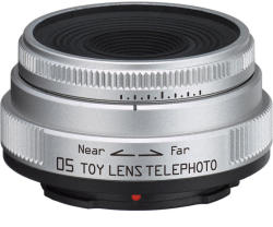 Pentax 05 Toy Lens Telephoto for Q-Series - 18mm f/8 (22117)
