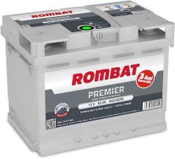 ROMBAT Premier 65Ah 640A