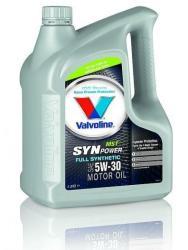 Valvoline Synpower MST 5w30 4L