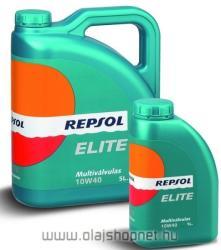 Repsol Elite Multivalvulas 10w-40 1 L