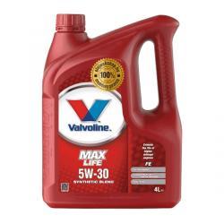 Valvoline Maxlife 5w30 4 L
