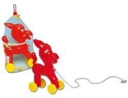 Húzható kiscsacsi - D-Toys