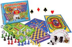 D-Toys Családi játékgyűjtemény 250 féle