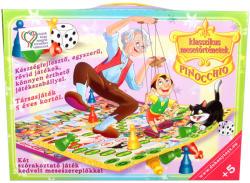 Dohány Pinokkió - Két mesés társasjáték