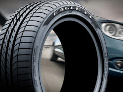 Goodyear Eagle F1 Asymmetric 245/35 R20 95Y