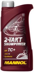 MANNOL 2-TAKT SNOWPOWER 1 L