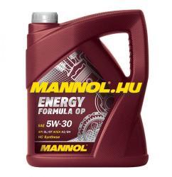 MANNOL ENERGY FORMULA OP 5W-30 (5L)