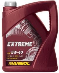 MANNOL 5w40 Extreme 5L