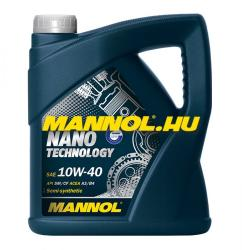 MANNOL Nano Technology 10W-40 (5L)