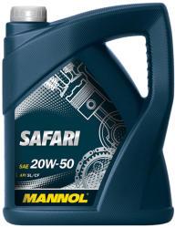 MANNOL Safari 20W-50 5L
