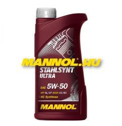MANNOL Stahlsynt Ultra 5W-50 (1L)
