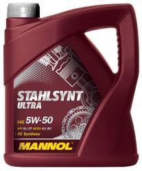 Mannol Stahlsynt Ultra 5W-50 (4L)