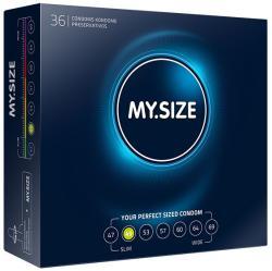 My Size Óvszer 49mm (36db)