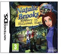 Nintendo Natalie Brooks: Mystery at Hillcrest High (Nintendo DS)