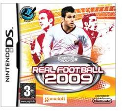 Gameloft Real Football 2009 (Nintendo DS)