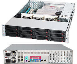 Supermicro CSE-826BE16-R920