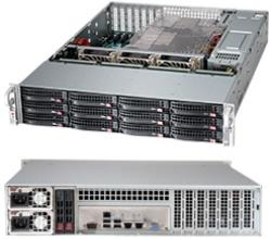 Supermicro CSE-826BE16-R1K28LPB