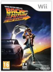 Deep Silver Back to the Future The Game (Wii)
