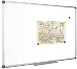 Victoria Mágneses, törölhető fehértábla, alumínium keret 120x240 cm (VVIM09)