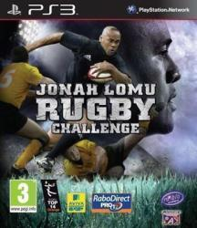 Tru Blu Entertainment Jonah Lomu Rugby Challenge (PS3)