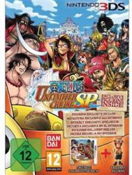 Namco Bandai One Piece Unlimited Cruise SP [Special Edition] (3DS)
