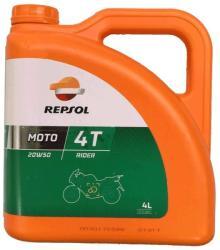 Repsol Moto Rider 4T 20W-50 (4L)