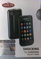 Cellular Line Shocking Samsung i9000 Galaxy S SHCKI9000