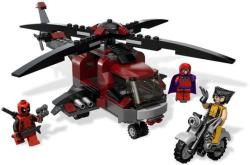 LEGO Super Heroes - Wolverine's™ Chopper Showdown 6866