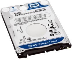 Western Digital Scorpio Blue 500GB WD5000LPVT