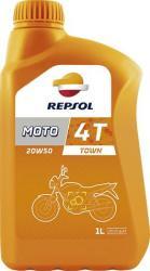 Repsol Moto Town 4T 20W-50 1 L