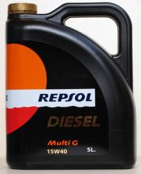 Repsol Multi G Diesel 15W-40 5 L