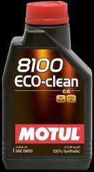 Motul 8100 Eco-clean 0W30 1 L
