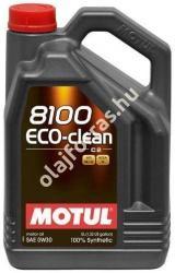 Motul 8100 Eco-clean 0W-30 5 L