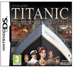 Avanquest Software  Secrets of the Titanic (Nintendo DS)